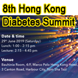 8th HONG KONG DIABETES SUBMMIT